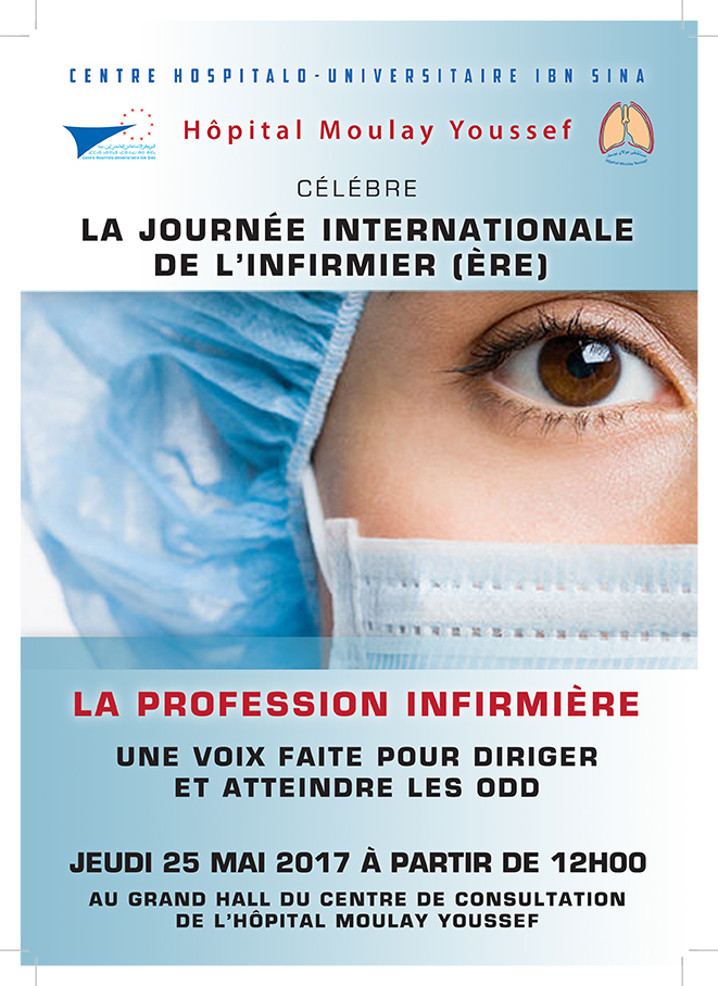 La journée Internationale de l'Infirmier
